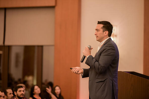 Gustavo Gonzalez sales enablement