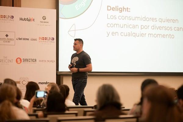 Ronel Gaglio emprender en el mundo digital